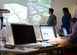 Creative Coding Amsterdam Meetup